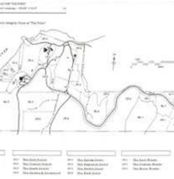 The Point, Historic Landscape Plan